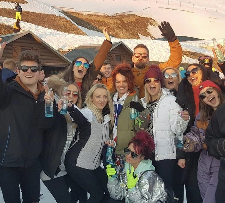 White Label's Weekend on the Slopes