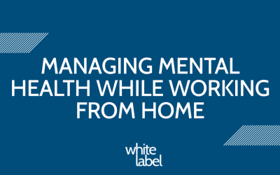 Managing Mental Health While Working From Home